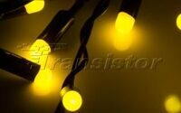 Гирлянда ARL-BULLET-5000-50LED Yellow (220V, 5W)