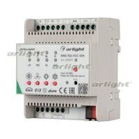 INTELLIGENT ARLIGHT Контроллер фанкойла KNX-703-FCC-DIN (230V, 3x6A)