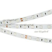 Лента RT 2-5000 24V Orange 2x (5060, 300 LED, LUX)